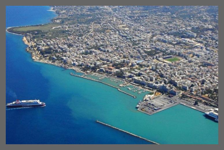 Patras Port Mooring